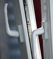 Фурнитура для окон пвх и дверей Roto Frank (Германия)