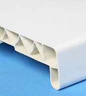 Пластиковые подоконники Нико-Пласт