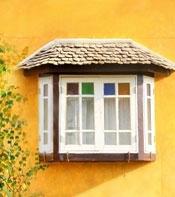 Нестандартные окна пвх (арочные, круглые, треугольные...)
