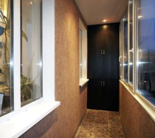 Цены и материалы для отделки лоджии и балкона в москве, фото.