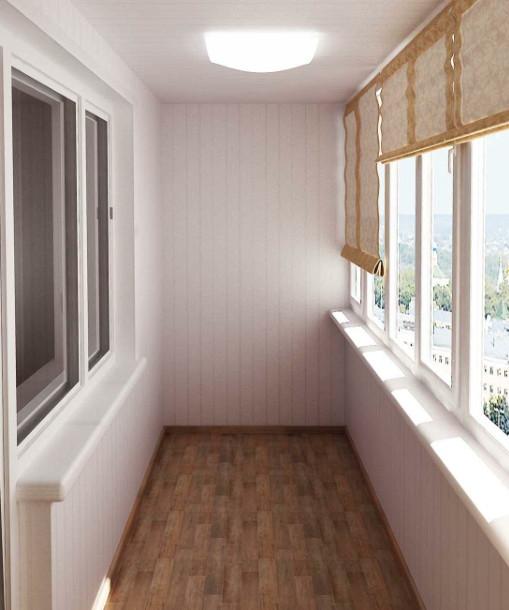 Отделка балкона в городе омск - портал выгодных покупок bliz.